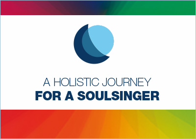 Sito web e brochure per A Holistic Journey for a Soulsinger