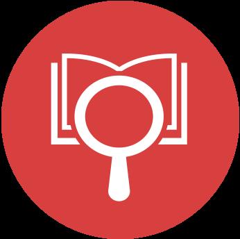Biancolapis Design della comunicazione. La ricerca per creare un logo. Icona