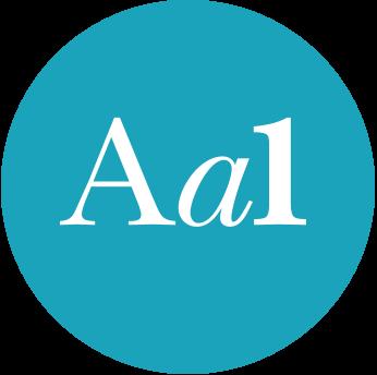 Biancolapis Design 7. Lettering per un logo
