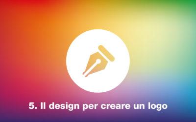 Il design per creare un logo