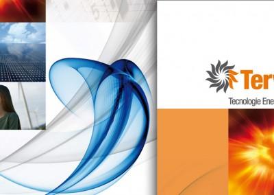 Logo e Brand Identity per Terwatt