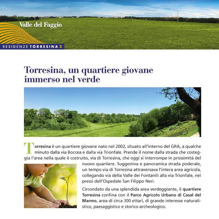 Brochure Istituzionale IFSC pagina 1 - Biancolapis - Design per la Comunicazione