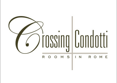 Logo Crossing Condotti