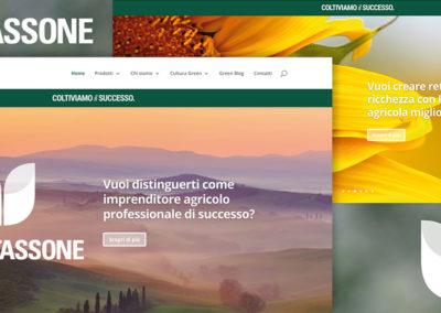 Logo Design e sito web Studio Tassone